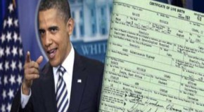 BOMBSHELL: Document Examiner Tied To Obama Defense Attorney Says Birth Certificate Is 100% Fraud