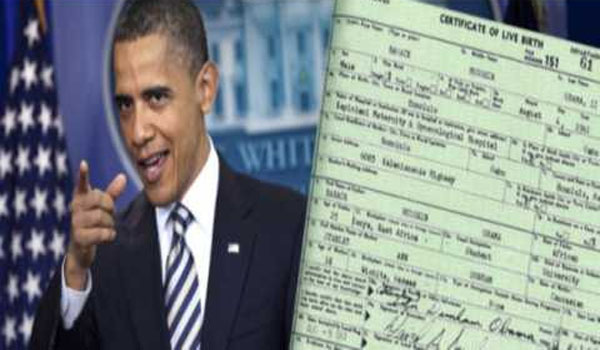 BOMBSHELL Document Examiner Tied To Obama Defense Attorney Says Birth Certificate Is 100 Fraud