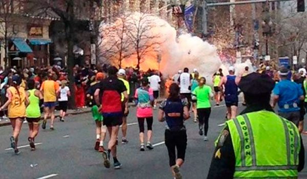 DHS Admits Boston Training Drill Involving Backpack Explosives Planned Months Before Marathon