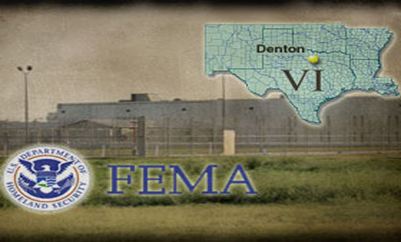Just Another Small Town American FEMA Camp