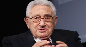 Kissinger says US media lying about Syria