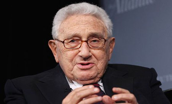 Kissinger diz que mídia norte americana mente sobre situação real na Síria