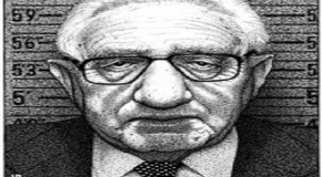 No One Will Hold Henry Kissinger Accountable