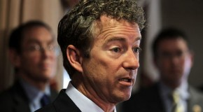 Rand Paul: American taxpayers funding war on Christianity