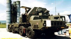 Russia's S-300 Surface to Air Missile, Already Deployed and Functional in Syria?