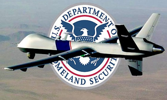Two Thirds of Americans Support Drones for 'Homeland Security' Missions