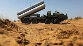 US says giving S-300 systems to Syria threatens future US, Israeli strikes