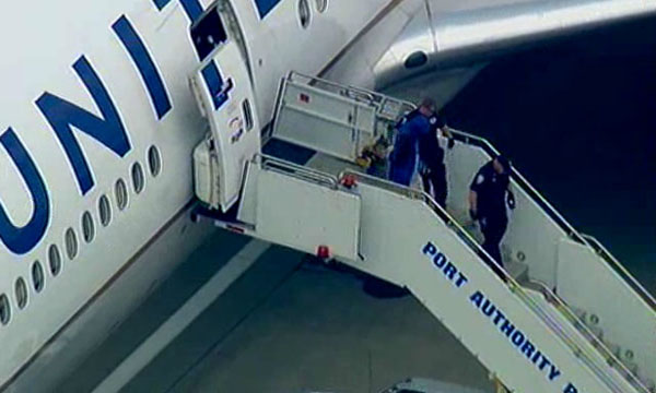 "Video Real Life Spy Drama On U.S. Bound Plane ""I'm Dead Already, They're Gonna Kill Me"