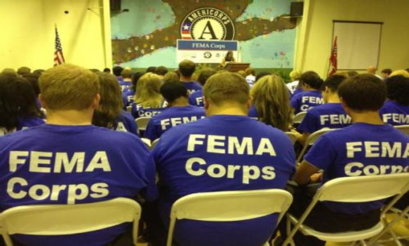 Video This Message Is Vital! Camp FEMA 2013 Obama Youth Army MUST SEE
