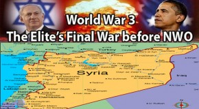 WW3 Alert: International Force Of 15,000 Masses In Jordan, Israeli Military Moves To Lebanon Border, Turkey Exchanges Fire With Syria, Syria Already Has S-300 Missiles