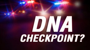 Why were roadblocks in St. Clair and Bibb counties asking for blood and DNA samples this weekend?