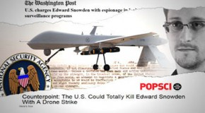 Will the U.S. Gov't Target Whistleblowers With Drones?