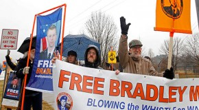 Worldwide protests planned on eve of Bradley Manning trial