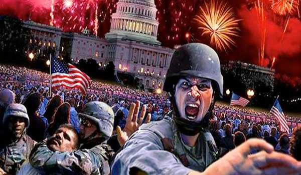 """American police now """"Israeli-DHS trained,"""" precursor to dictatorship"""