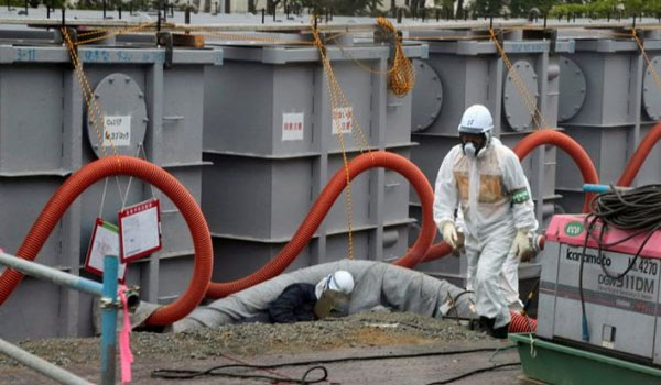 Fukushima Radioactive Cesium Levels Jump 9,000 Percent in Just Three Days, Nobody Knows Why