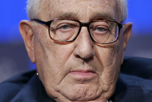 Henry Kissinger  Those Who Reject the New World Order are Terrorists