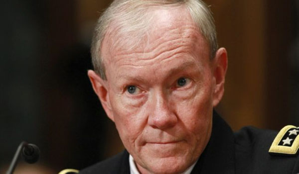 Hoax exposed Gen. Dempsey rebuffs speculations he called for Syria raids