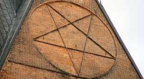 Illuminati Pentagrams Hidden in Plain Sight