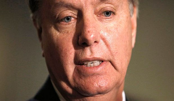 Lindsey Graham Wants Attack on Iran by October