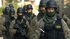 Militarized police gone wild across America; terrorizing citizens, shooting pet dogs