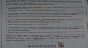 Monsanto Spreads Propaganda in Hawaii's Largest Newspaper