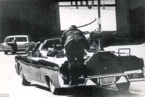 New JFK documentary alleges there WAS a second shooter in the assassination..