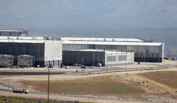 New Utah NSA center requires 1.7M gallons of water daily to operate
