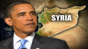 Obama Plans Full-Scale War on Syria