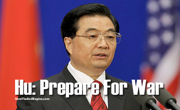 Ready for World War III with China