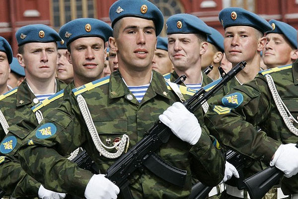 """Russian Forces to Provide """"Security"""" At US Events"""