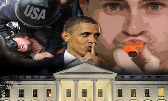 Tomgram Peter Van Buren, Obama's War on Whistleblowers Finds Another Target