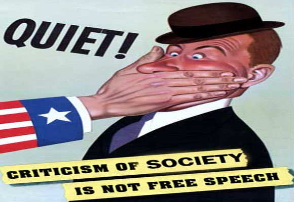 Video 'US Citizen Has No Right To Free Speech' State Dept Spokesperson
