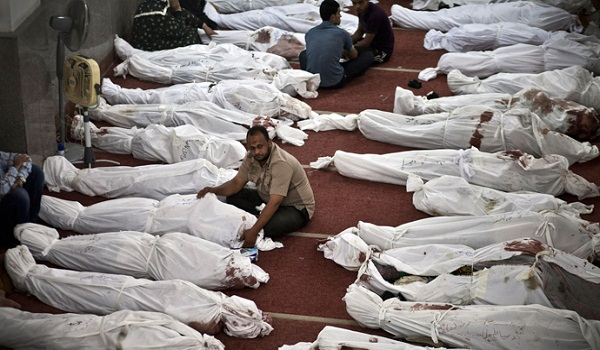 'Bloodbath That is not a Bloodbath' Why Egypt is Doomed