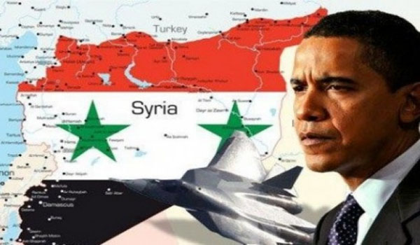 15 sinais de Obama vai para a guerra com a Síria