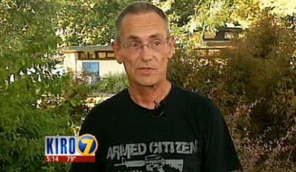 Army Vet Violently Threatened By Police For LEGALLY Carrying His Gun