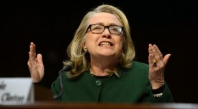 Bombshell: Hillary Clinton Screamed At Congressman 2 Days After Benghazi Attack For Suggesting It Was A Terror Attack