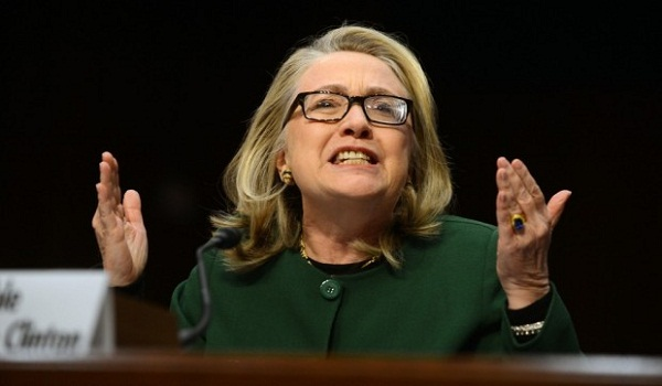 Bombshell Hillary Clinton Screamed At Congressman 2 Days After Benghazi Attack For Suggesting It Was A Terror Attack