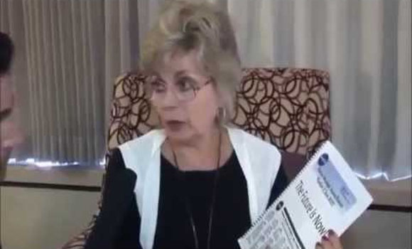 Deborah Tavares Covers Shocking Document from NASA