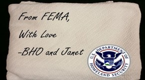 FEMA repeats orders for millions of blankets and other worrisome supplies