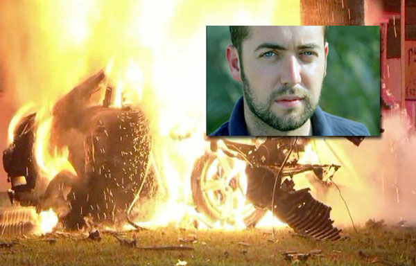 Feds Visited Michael Hastings' House Day Before His Death