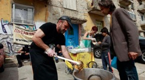 Greece's food crisis: families face going hungry during summer shutdown