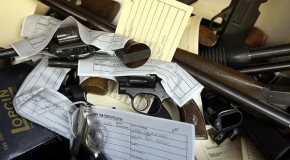 Gun Confiscation Begins in California