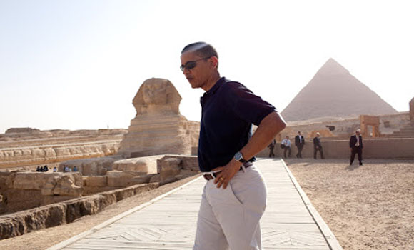 Now Egypt looks to 'expose' Obama