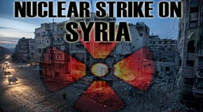 Nuclear Strike on Syria