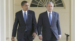 "Obama Gives Bush ""Absolute Immunity"" For Everything"