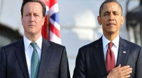 Obama and Cameron Chat About Murdering Syrians