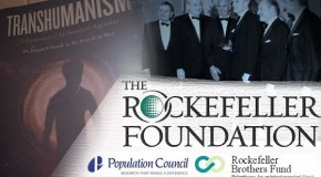 Rockefeller's Double Game in GMO Foods and Depopulation