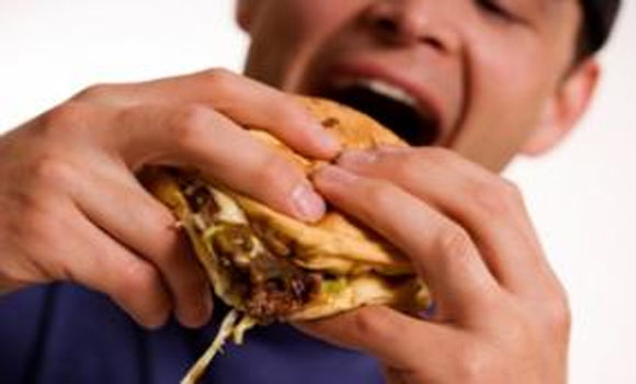 Shocking - Your fast food hamburger may contain as little as 2 percent actual meat