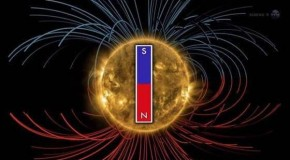 Video: Sun's magnetic field will flip soon