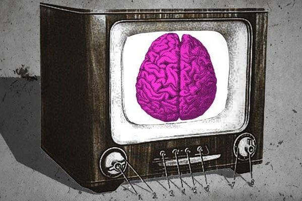 TV Your Mind. Controlled
